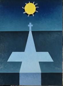 croix et soleil