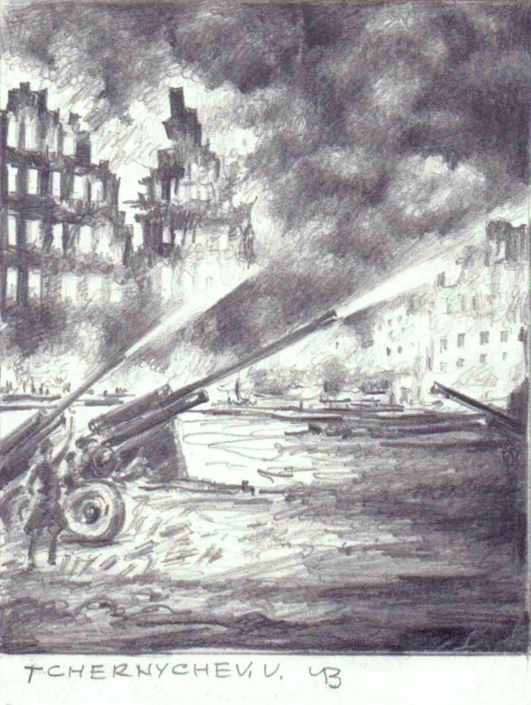 illustration guerre