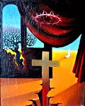 croix, couronne d'épines