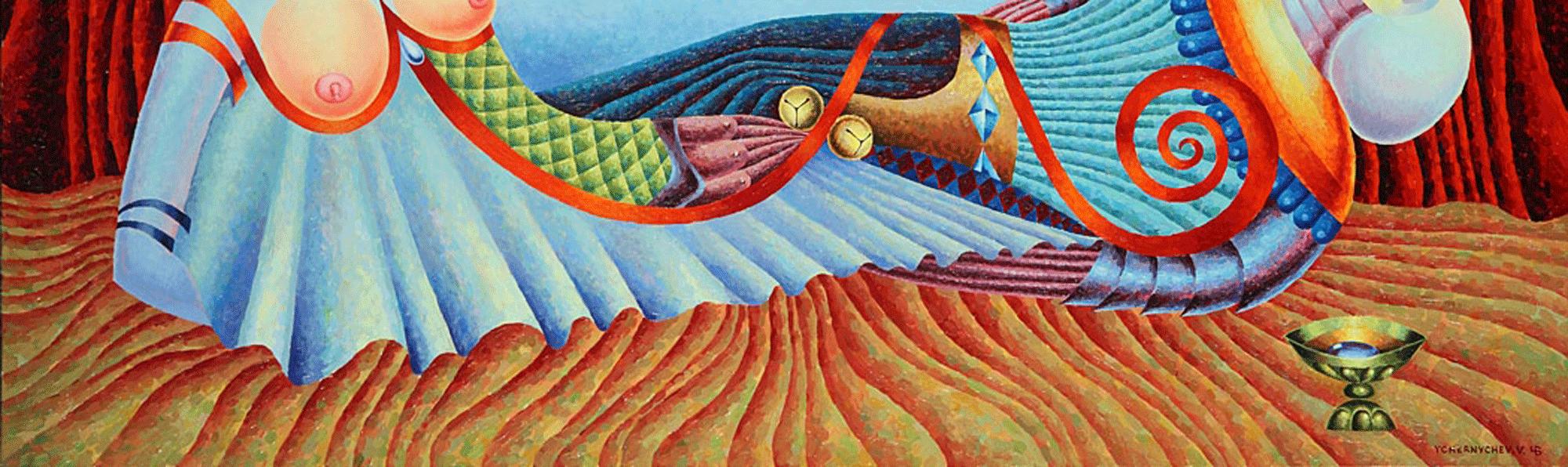 L'univers de Tchernychev
