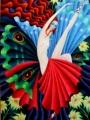 La femme-papillon