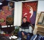 artiste, atelier