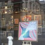 vitrine galerie